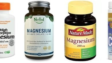 best magnesium supplements