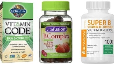 Photo of The 7 Best Vitamin B Complex Supplements – [2020 Reviews]
