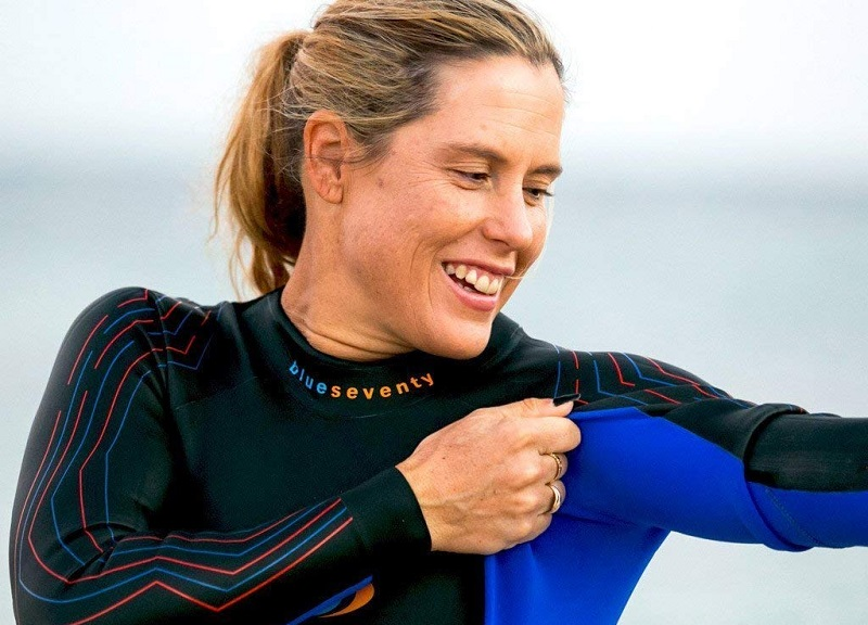 best wetsuit for open water swimming