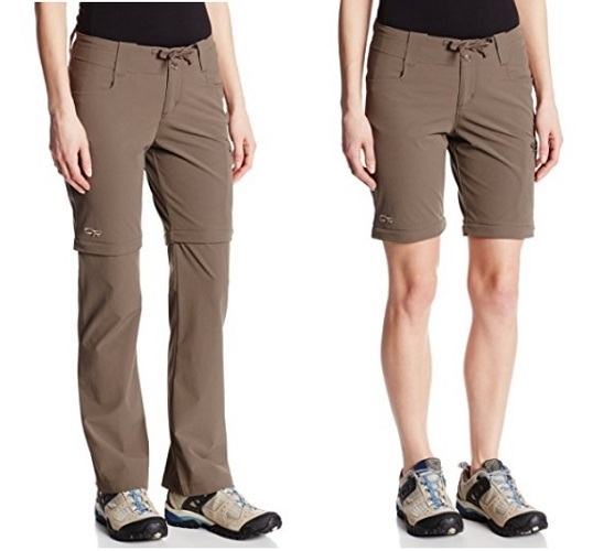 Outdoor Research Ferrosi Convertible Women's Hiking Pants